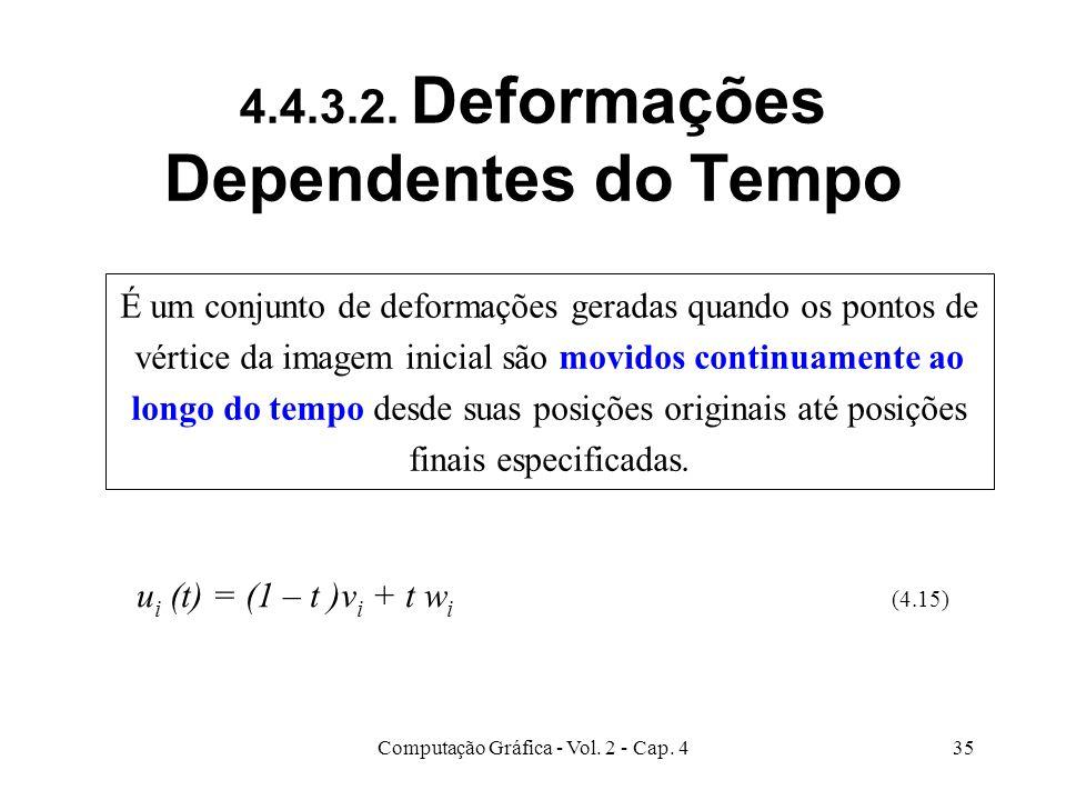 Computação Gráfica - Vol. 2 - Cap. 435 4.4.3.2.