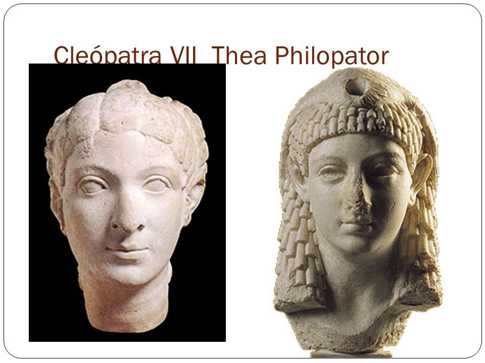 Cleópatra VII Thea Philopator