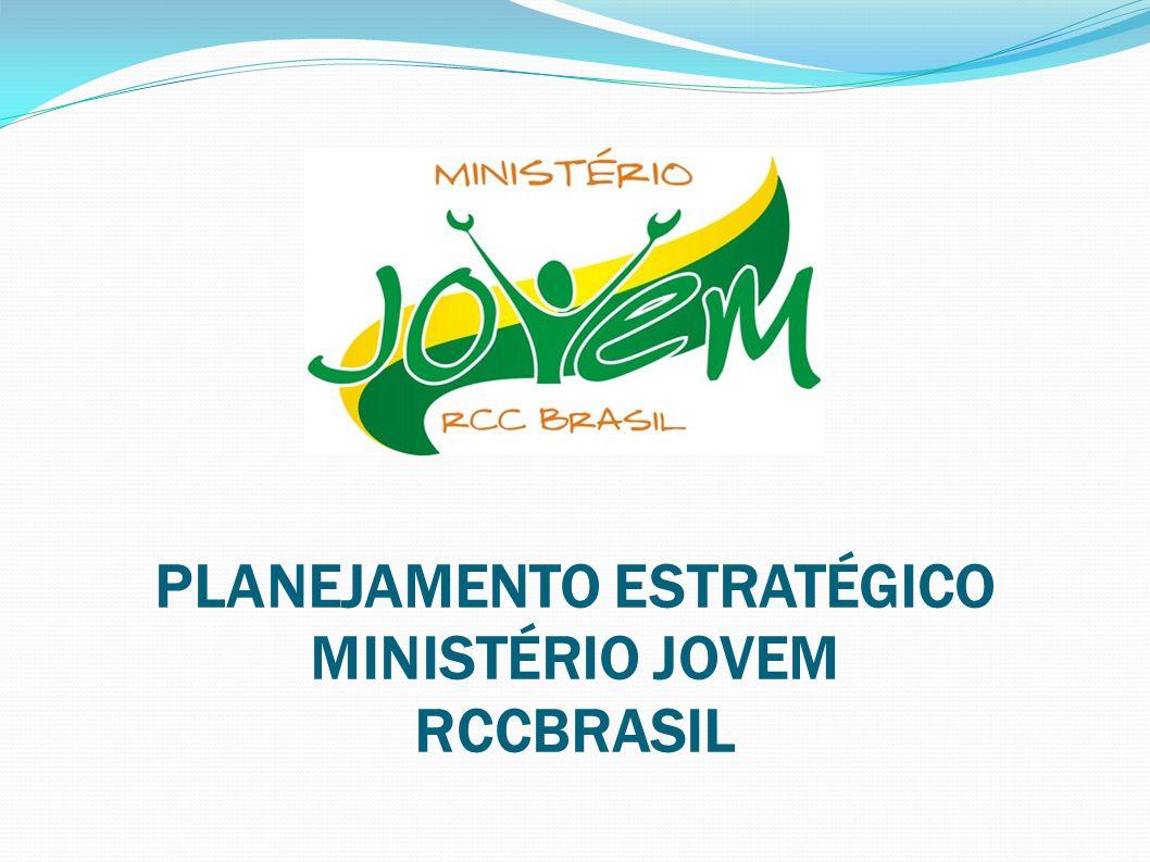 PLANEJAMENTO ESTRATÉGICO MINISTÉRIO JOVEM RCCBRASIL