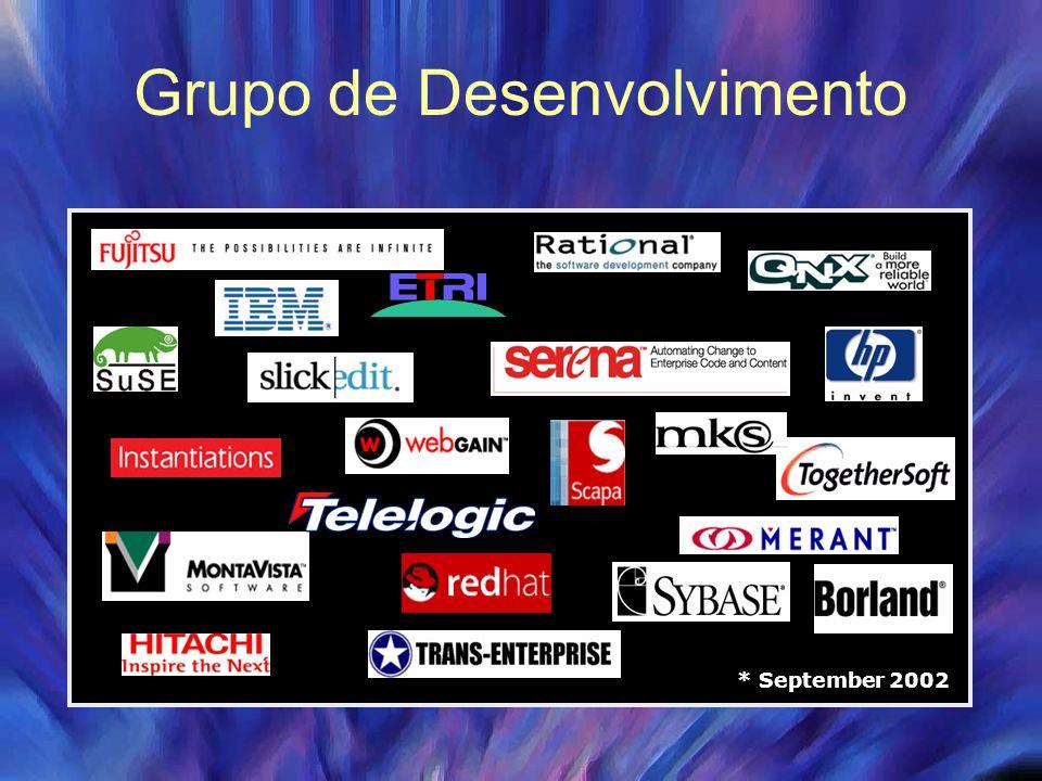 Grupo de Desenvolvimento * September 2002