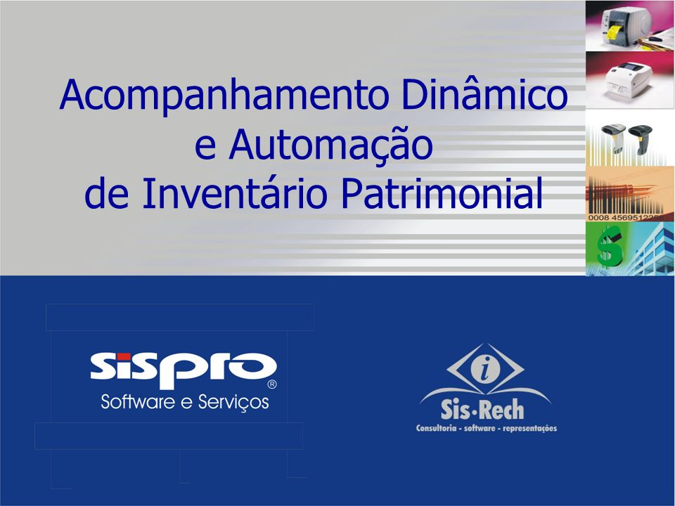 A expertise da Sispro em Administração de Patrimônio.