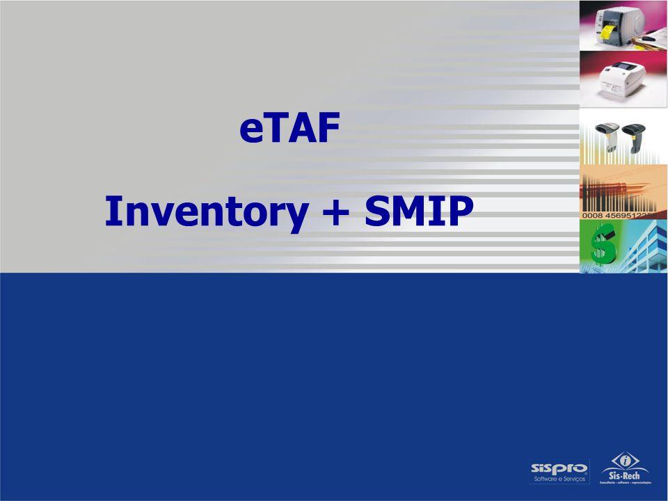 eTAF Controla eletronicamente todo o tipo de movimentação de bens patrimoniais pela WEB.