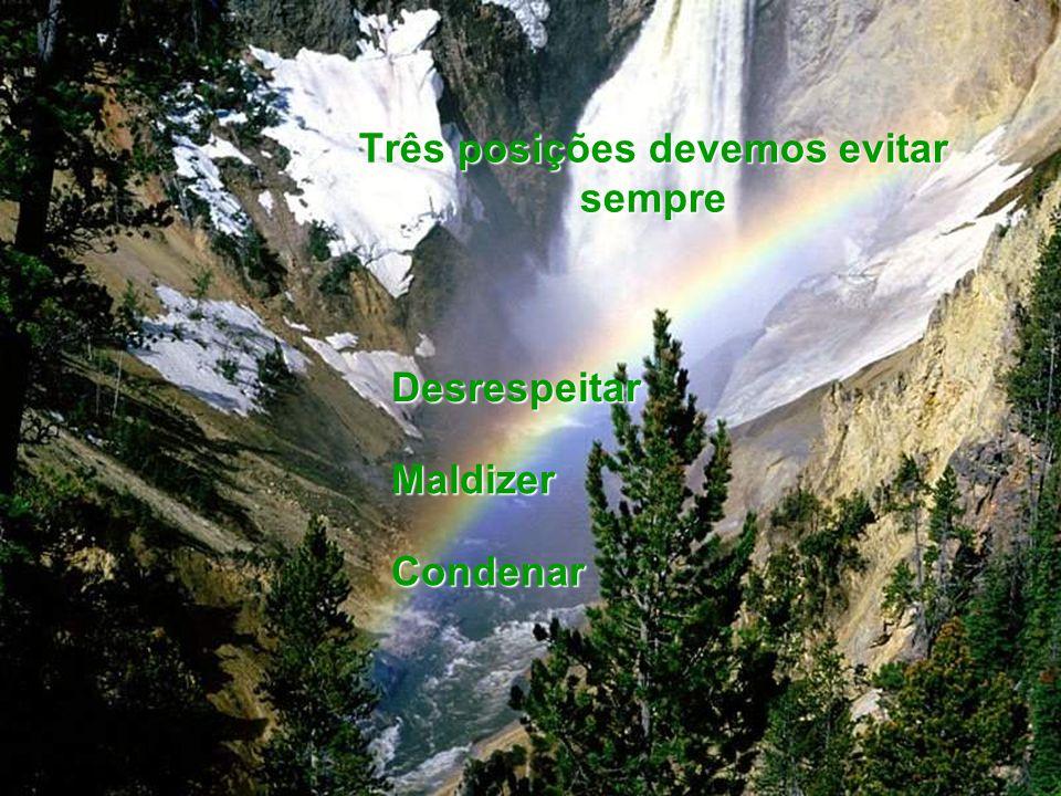 Três atitudes exigem muita atenção Três atitudes exigem muita atenção Analisar Reprovar Reclamar