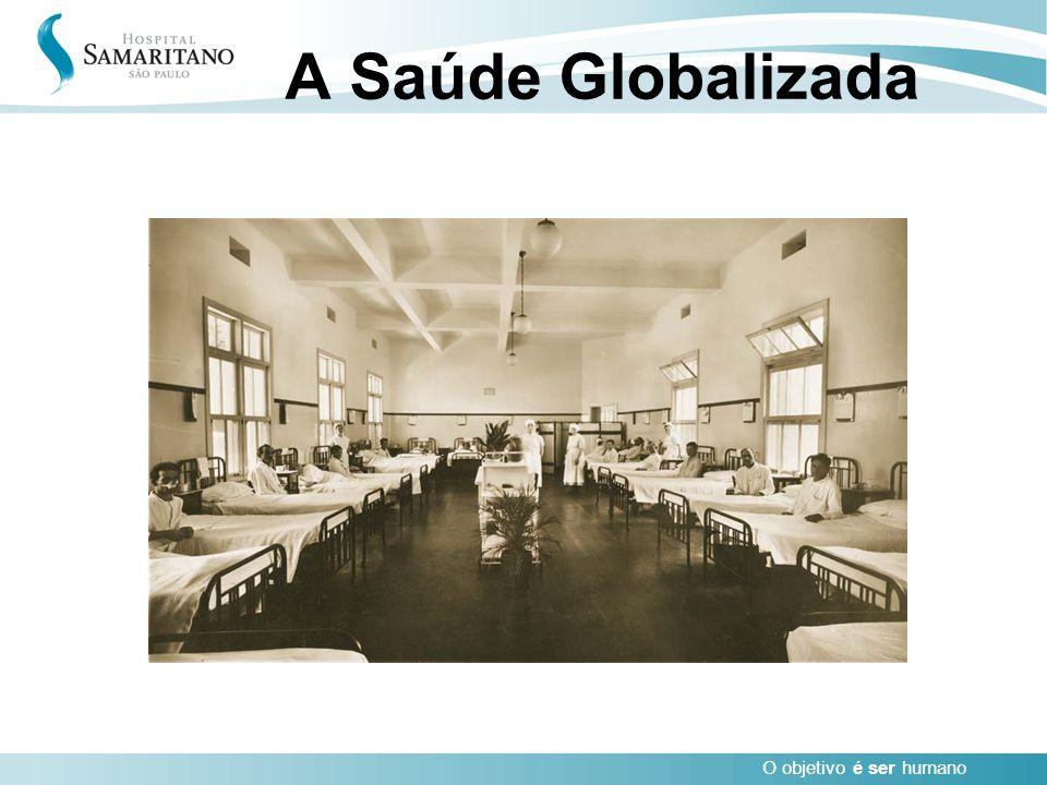 O objetivo é ser humano A Saúde Globalizada