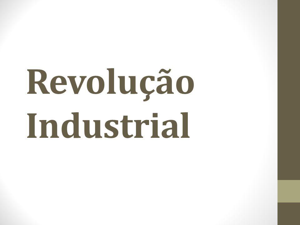 O conceito de Revolução Revolução = mudanças profundas.