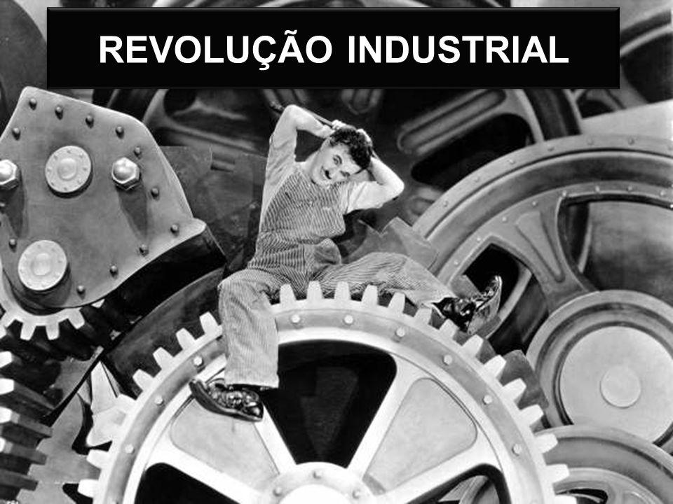 Do manufatura para a indústria Do manufatura para a indústria 1ª Revolução Industrial Tear mecânico, aparelho para tecer, ou seja, fabricar tecidos com os fios fornecidos pelas máquinas de fiar.