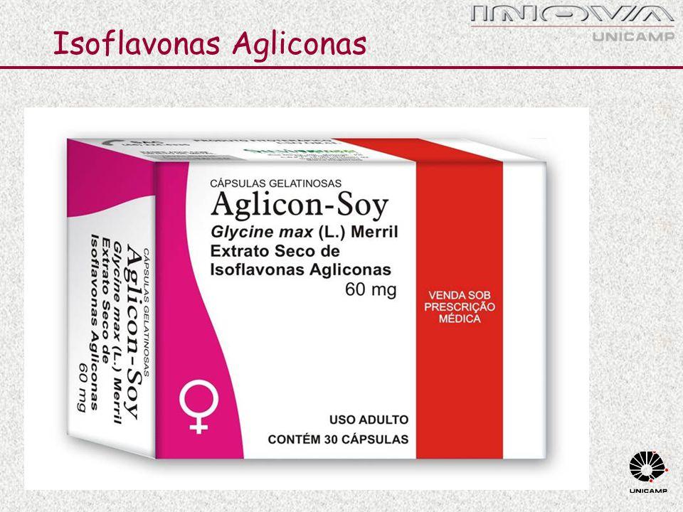 Isoflavonas Agliconas