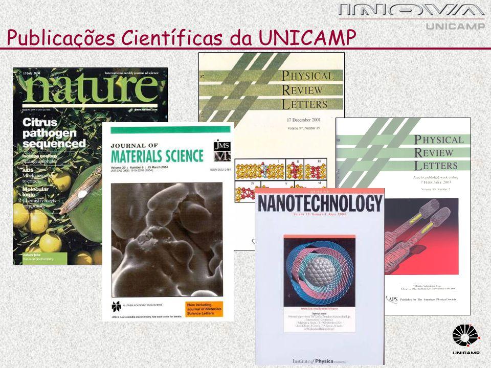 Publicações Científicas da UNICAMP