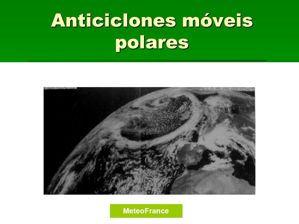 Anticiclones móveis polares MeteoFrance