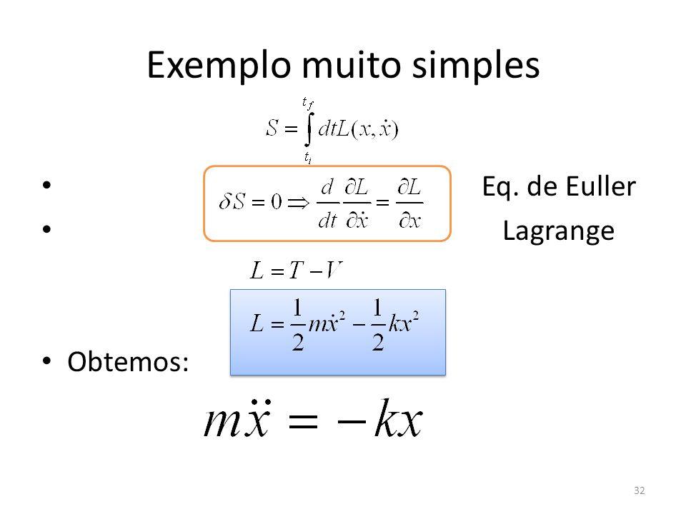 33 Podemos resolver a teoria iterativamente Exemplo: dispersão e e. Dispersão e – fotão