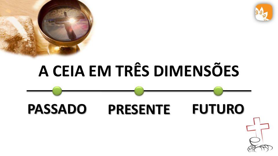 A CEIA EM TRÊS DIMENSÕES PRESENTE PASSADOFUTURO