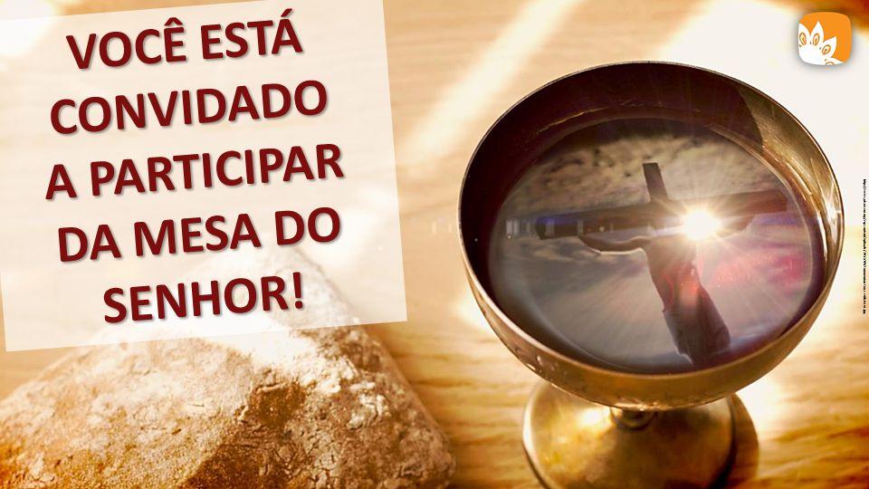 VOCÊ ESTÁ CONVIDADO A PARTICIPAR DA MESA DO SENHOR! http://www.adcrucem.org/wp-content/uploads/2013/09/Communion-Cross-with-Jesus.jpg