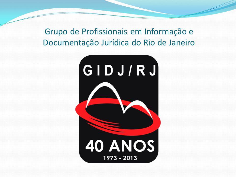 Grupo de Profissionais em Informação e Documentação Jurídica do Rio de Janeiro