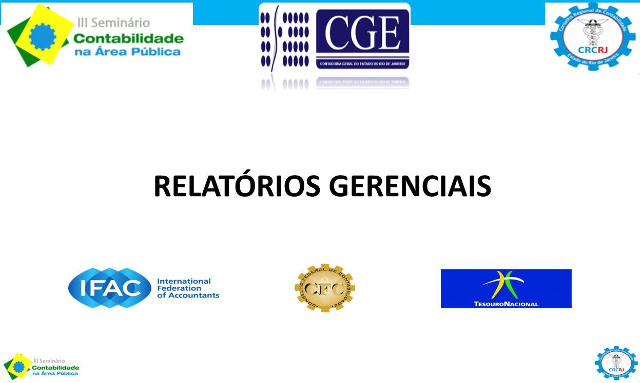 RELATÓRIOS GERENCIAIS