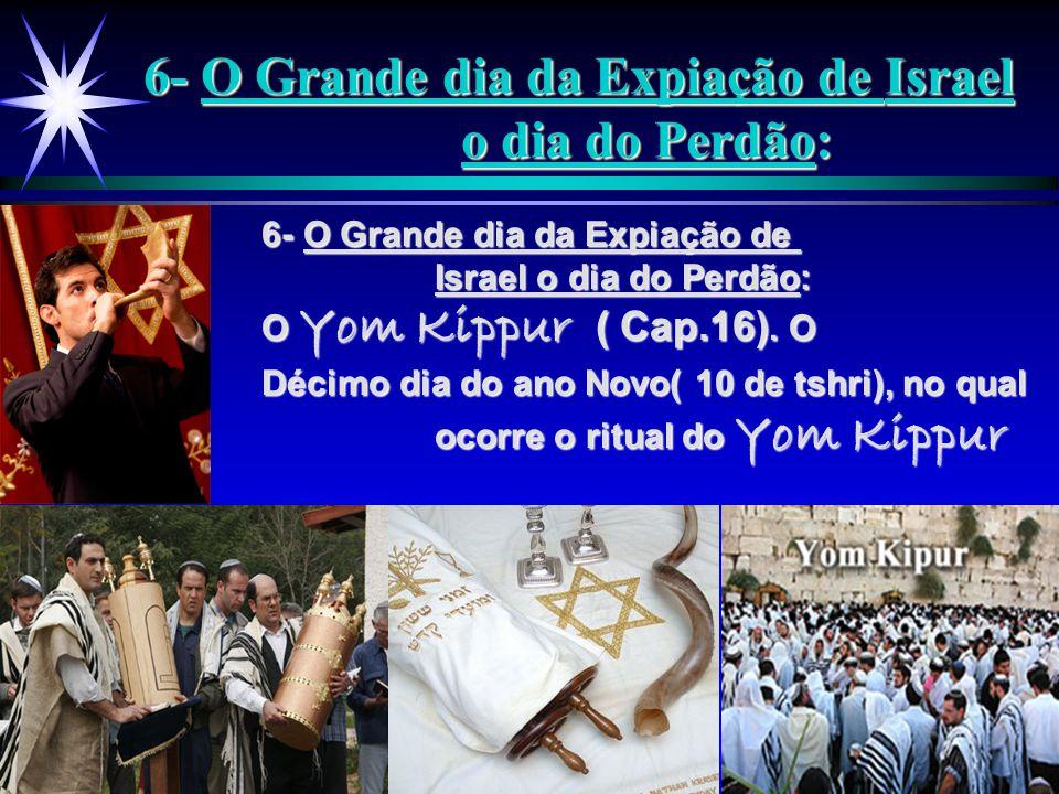 6- O Grande dia da Expiação de Israel o dia do Perdão: 6- O Grande dia da Expiação de Israel o dia do Perdão: 6- O Grande dia da Expiação de Israel o