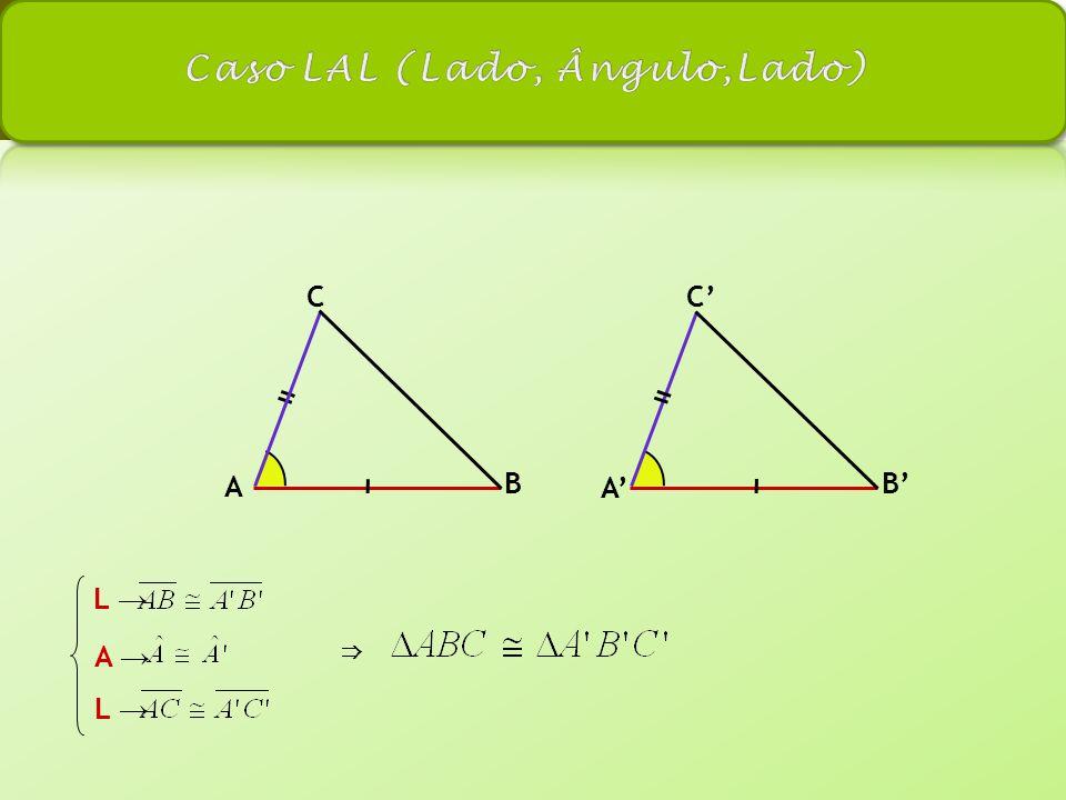 ⇒ A' B' C' A C B A →A → L →L → L →L →