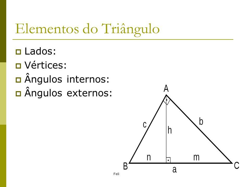 Existem alguns critérios mínimos que garantem a congruência de dois triângulos.