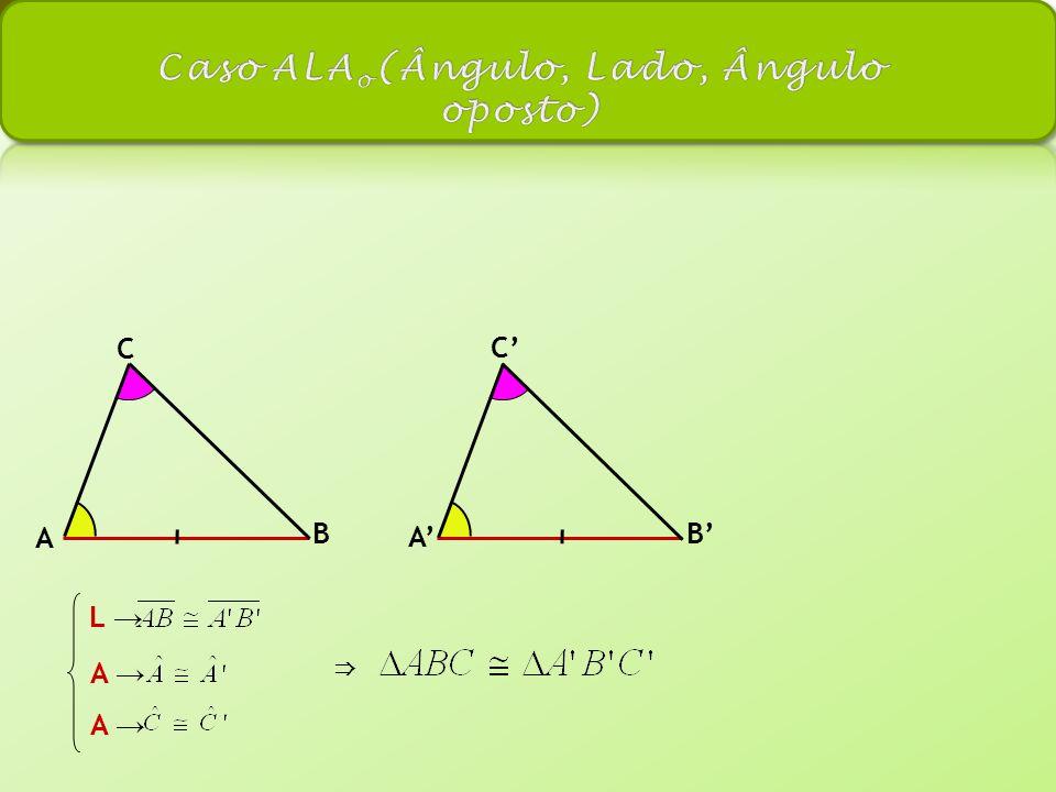 ⇒ A' B' C' A C B A →A → A →A → L →L →