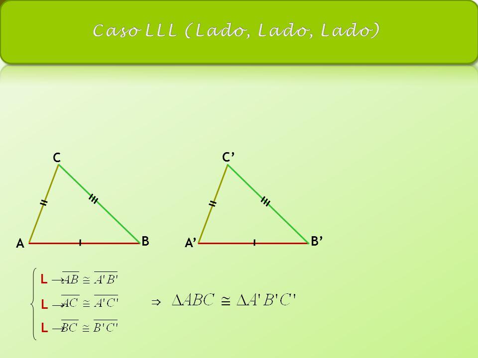 ⇒ A' B' C' A C B L →L → L →L → L →L →