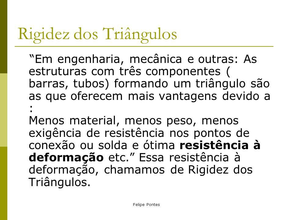 Felipe Pontes Utilização da Rigidez