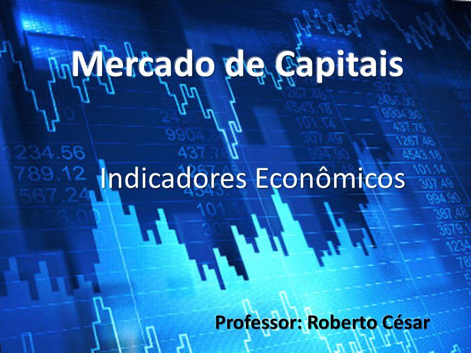 Indicadores Econômicos: Conceito Indicadores econômicos são um conjunto de dados que dão uma idéia da situação da economia de um país, estado ou município, em determinado período de tempo.