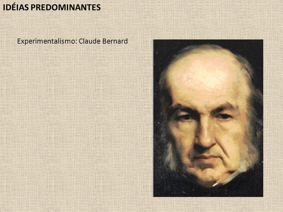 Experimentalismo: Claude Bernard