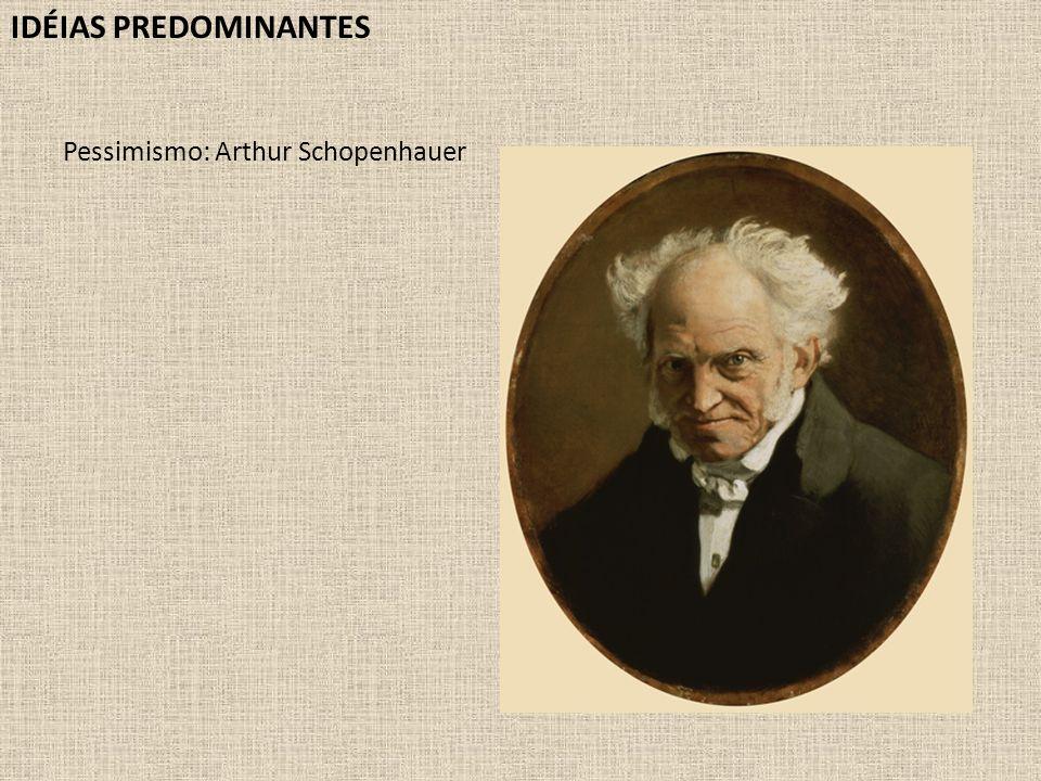 Pessimismo: Arthur Schopenhauer