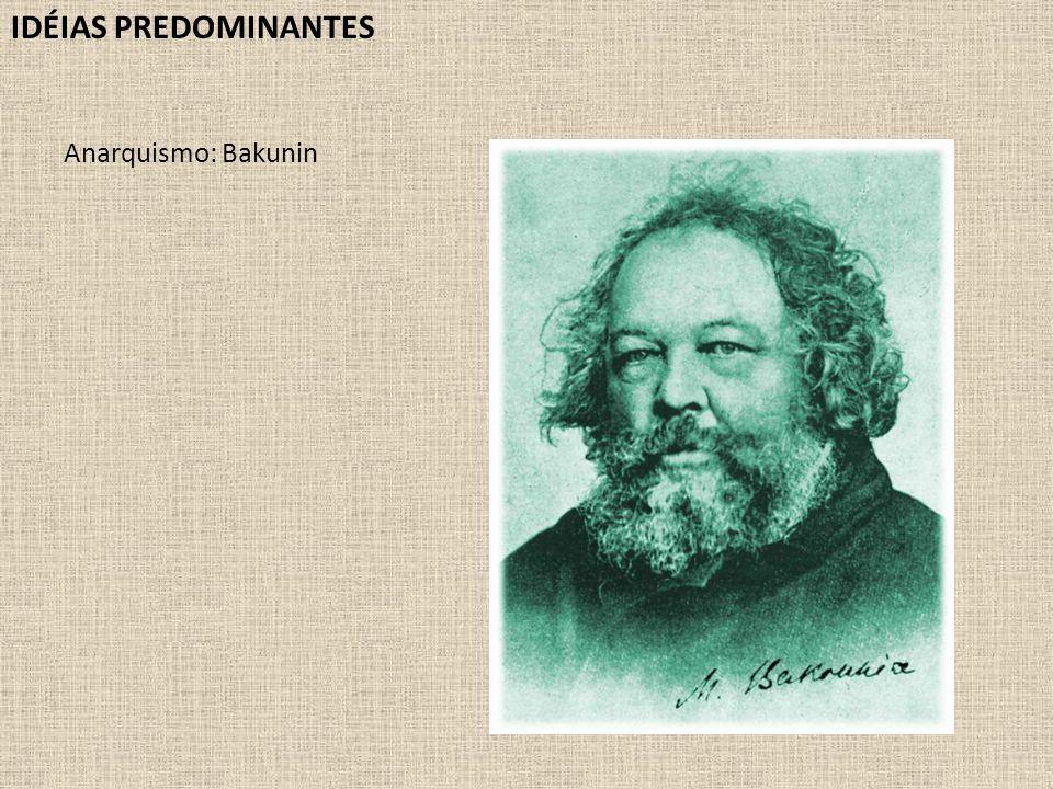 Anarquismo: Bakunin