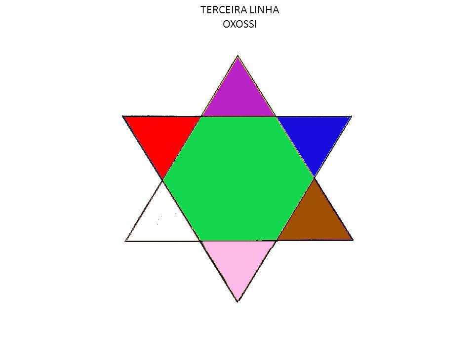 TERCEIRA LINHA OXOSSI