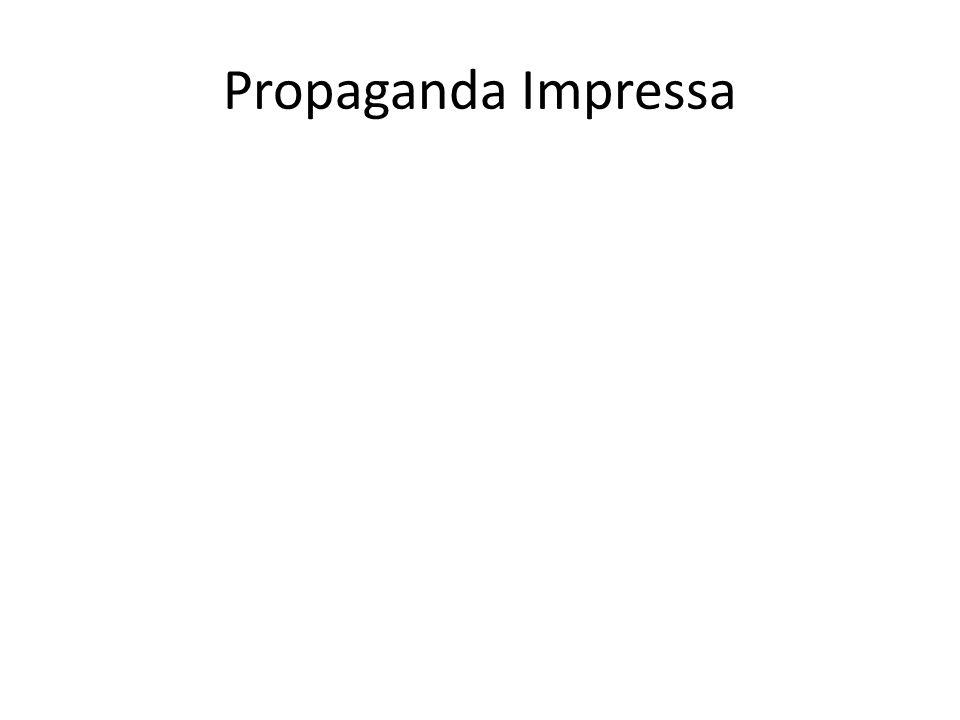 Propaganda Impressa