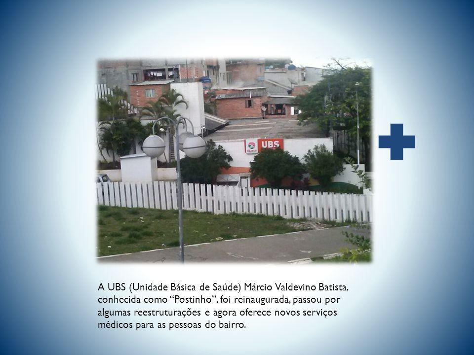 Uma vista sucinta e muito bonita do bairro Vila Menk. Foto tirada da rua Diadema