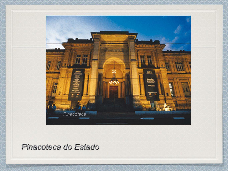 Pinacoteca do Estado Pinacoteca