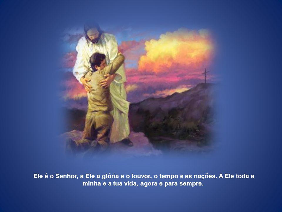 O Senhorio de Jesus na vida, no dia a dia é uma atitude, uma prática de vida. Ter Jesus como Senhor e saber-se amigo do esposo, mais que servo, é poss