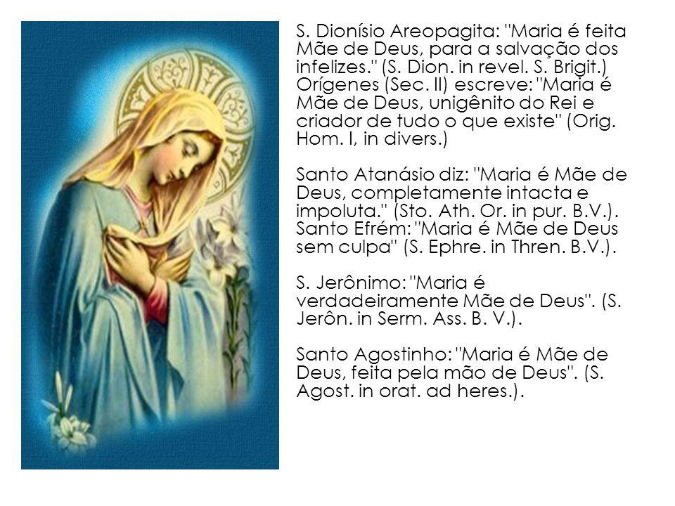 S. Dionísio Areopagita:
