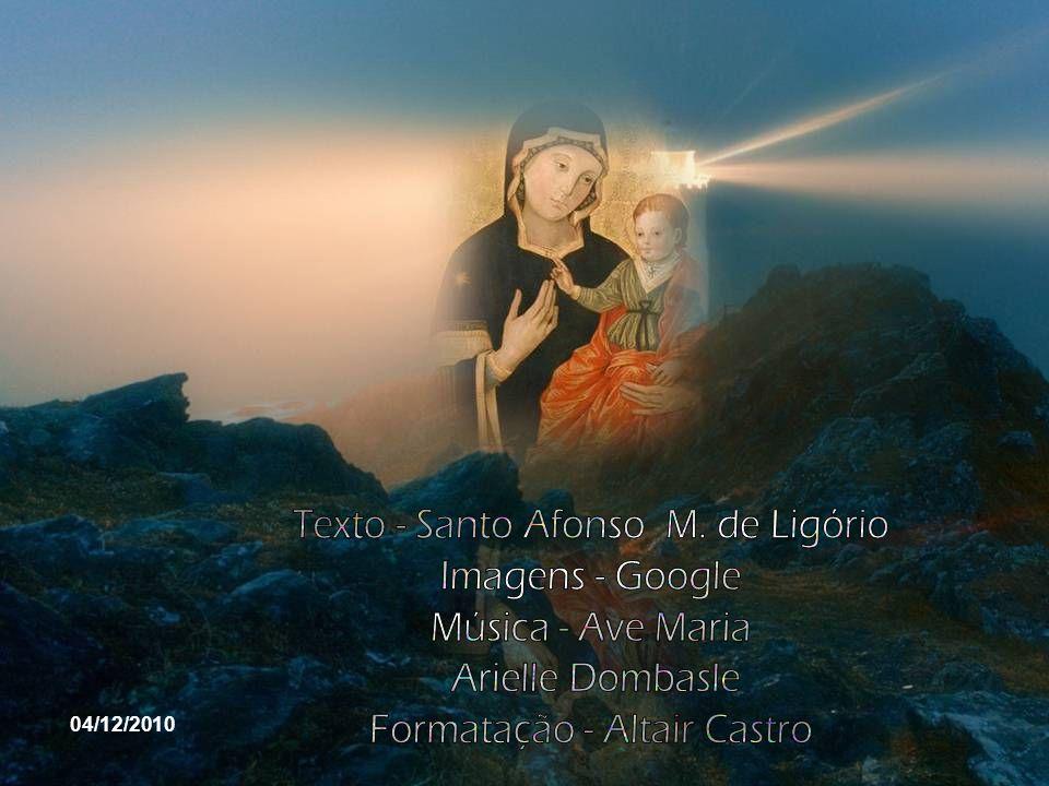 A Santa Igreja consagrou à Virgem o sábado, porque nesse dia ela se conservou firme na fé, depois da morte de seu Filho, diz um venerável escritor nas obras de São Bernardo.
