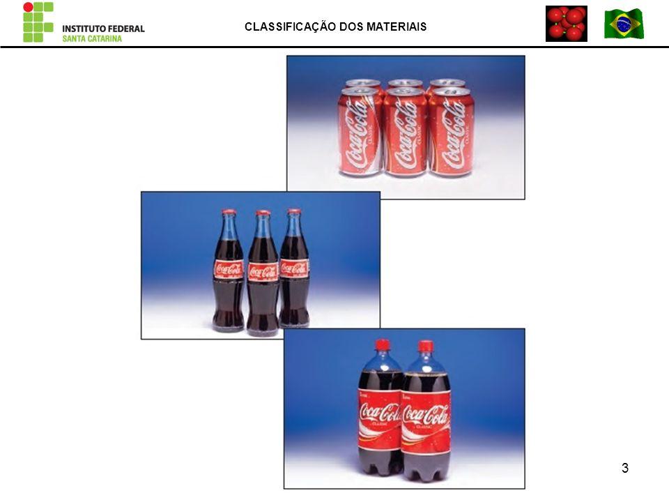 CLASSIFICAÇÃO DOS MATERIAIS 3