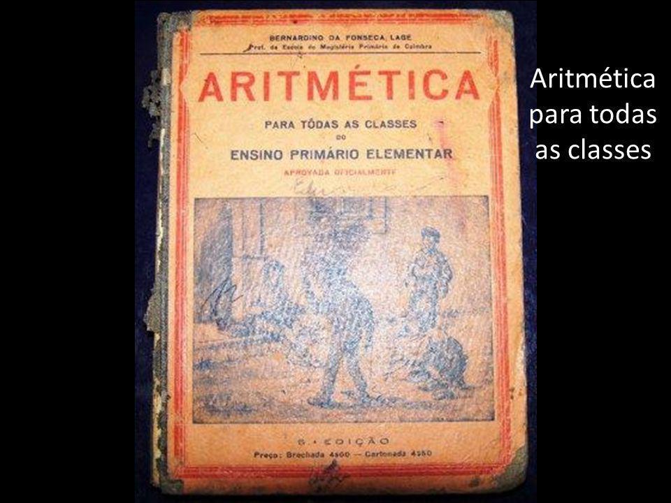Aritmética para Ensino Primário