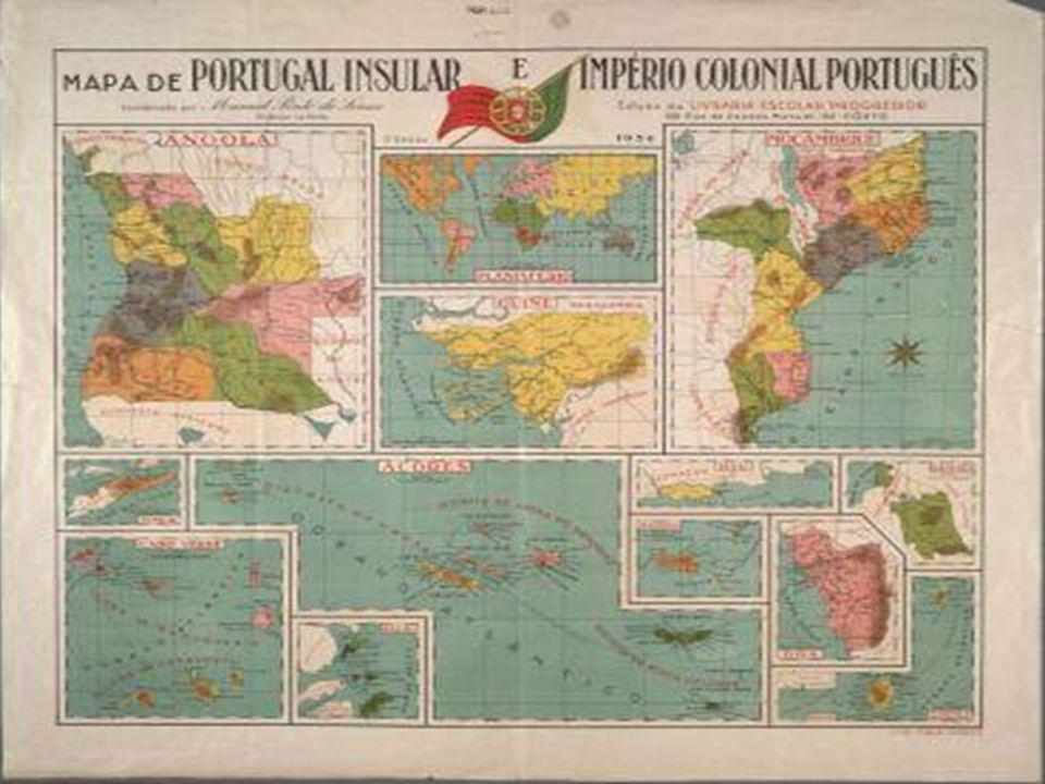 Mapa admini strati vo de Portu gal