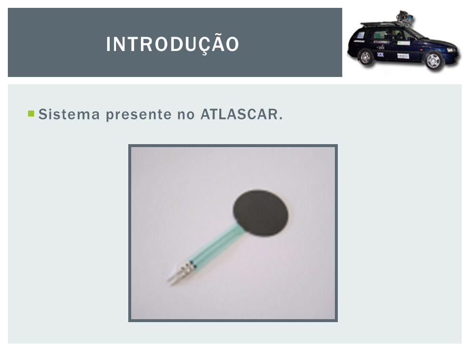  Sistema presente no ATLASCAR.