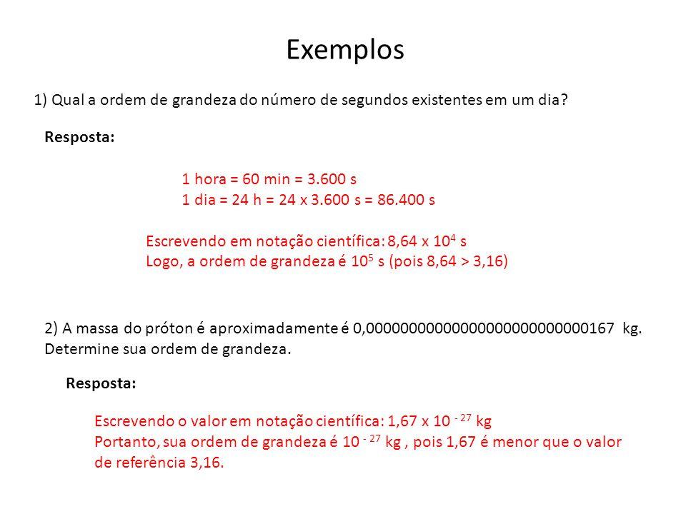 2) A massa do próton é aproximadamente é 0,00000000000000000000000000167 kg.