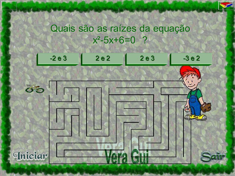 Tente ajudar o menino a chegar em sua bicicleta, para que ele possa ir para a sua casa. Para isso calcule corretamente.