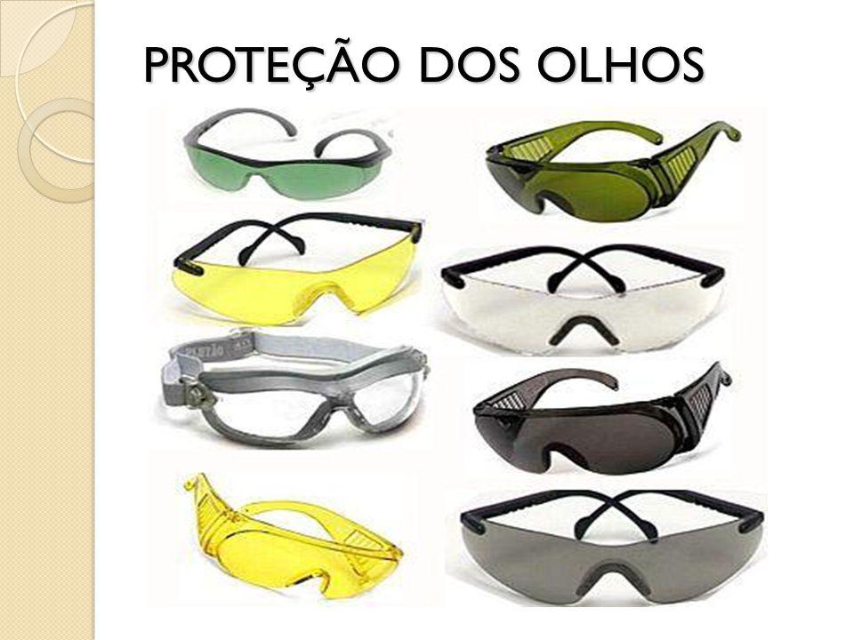 PROTEÇÃO DOS OLHOS