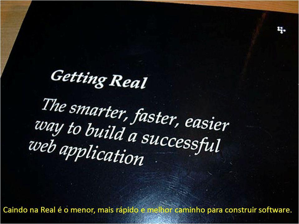 Caindo na Real é sobre pular todas as coisas que representam a realidade (cartas, gráficos, caixas, setas, esquemas, etc.) e...