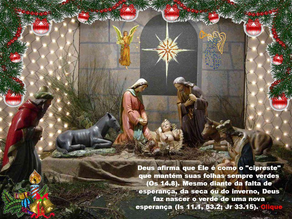 """""""E subitamente ao anjo se juntou uma multidão do exército celeste, que louvava a Deus."""" Clique para tocar os sinos de louvor."""