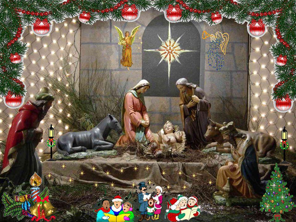 Natal é luz! Não aquela luz colorida das vitrines e das casas, mas a luz permanente e eterna que quer nos guiar dia a dia. A luz do Natal é Jesus. Jes