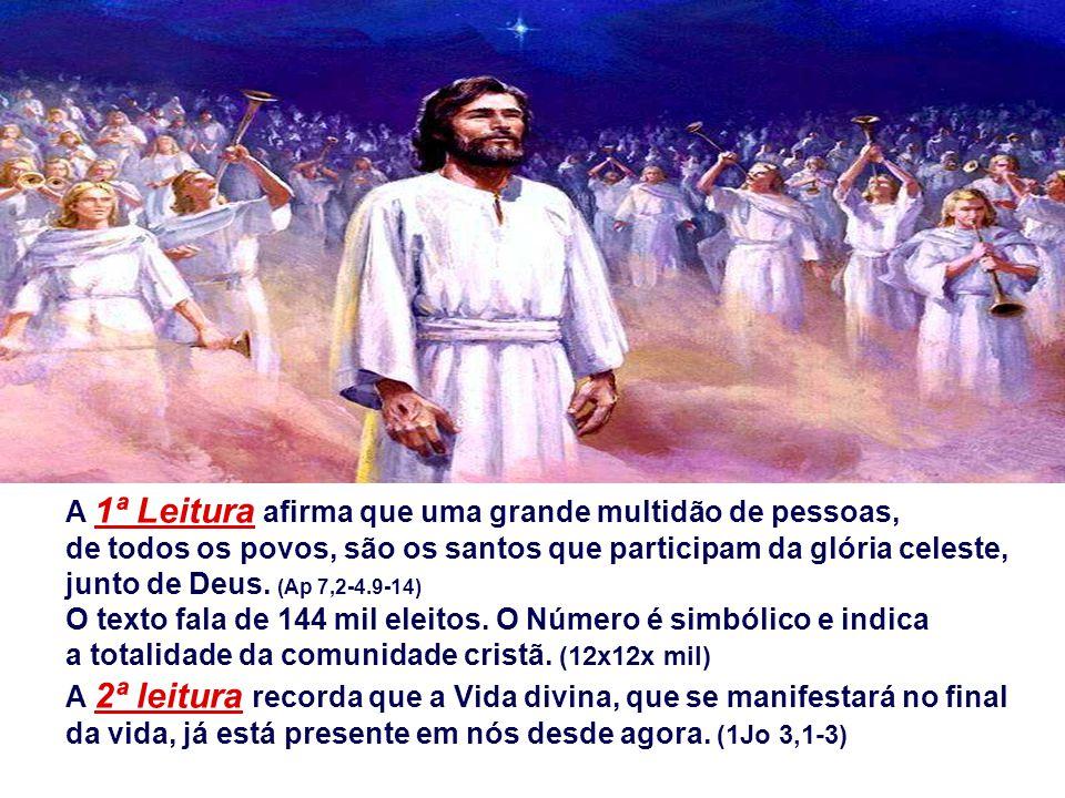 Quem são os santos? - Não são apenas aqueles que estão nos altares, declarados santos pela Igreja. Não são apenas pessoas privilegiadas do passado, qu
