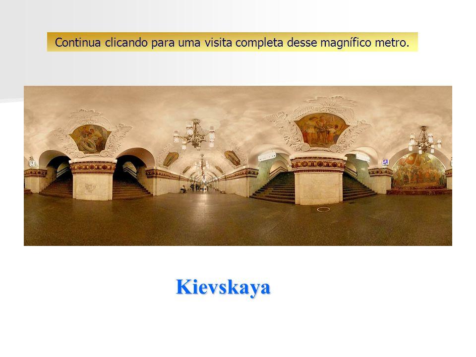 Kievskaya Ele funciona das 5:30 h a 1:30 da madrugada, e os intervalos entre cada trem são geralmente de um minuto nos horários de pico.