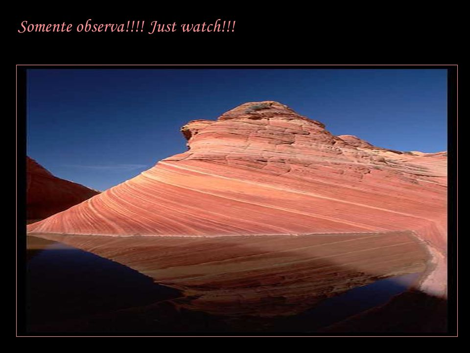 Somente observa!!!! Just watch!!!