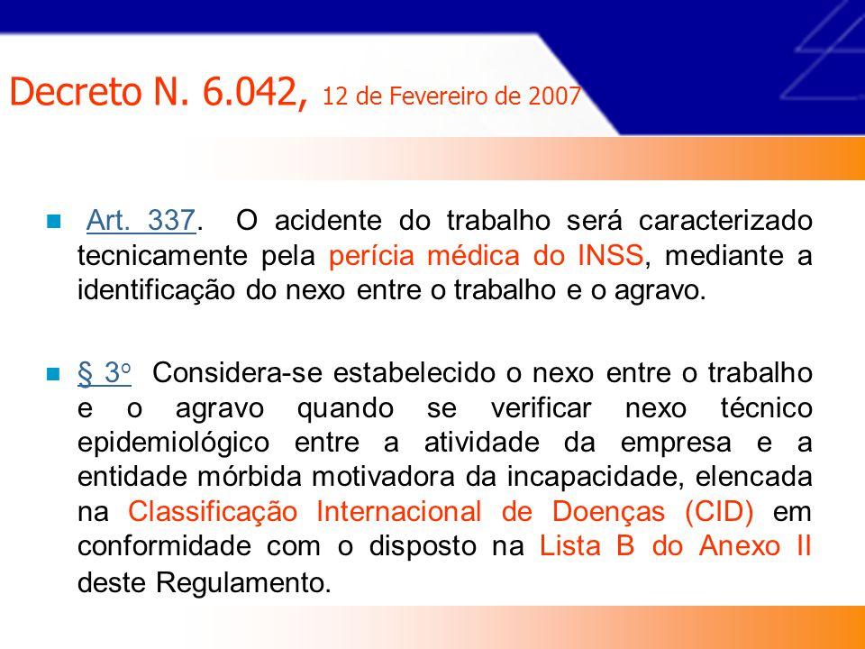 Fluxograma da Prevenção Erro Falha Risco/Perigo Incidente Acidente + + I.
