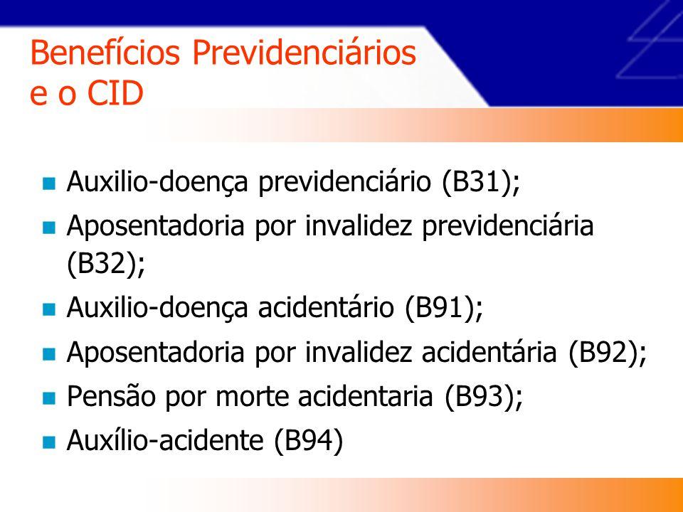 A Classificação Internacional de Doença - CID como Novo Parâmetro Periodicidade e divulgação dos resultados A periodicidade de cálculo dos coeficientes será anual, para fins do FAP, e ao menos uma vez a cada três (03) anos, para fins de revisão de enquadramento de risco, conforme Anexo do V do RPS